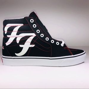 VANS SK8 Hi Foo Fighters 25th Anniversary Sneakers